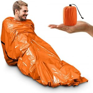 thermal survaval sleeping bag